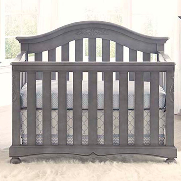 Westwood Meadowdale Collection Convertible Crib in Cloud