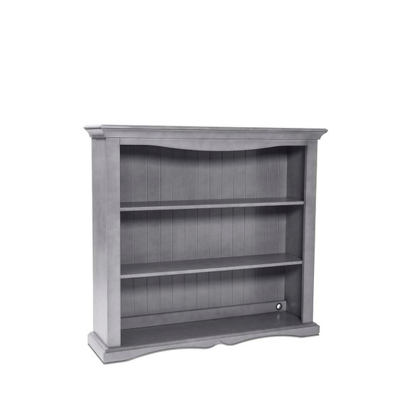 Westwood Meadowdale Collection Bookcase Hutch in Cloud