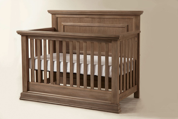 Pali Modena Collection Forever Crib in Distressed Desert