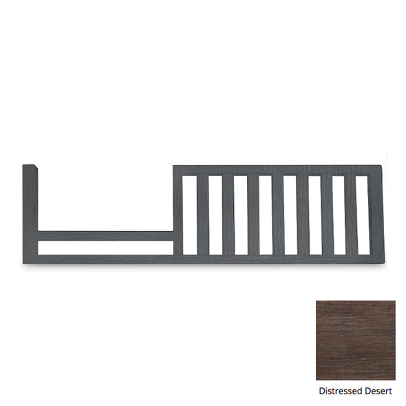 Pali Modena Collection Toddler Rail for Forever Crib in Desert