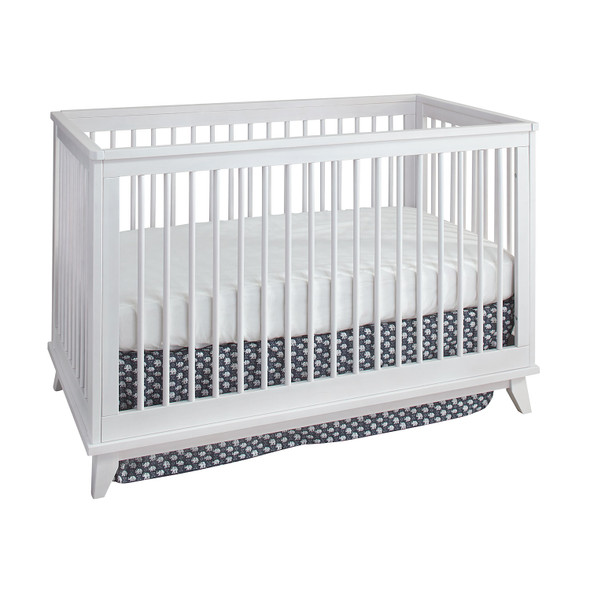 Westwood Echo Collection Cottage Island Crib in White