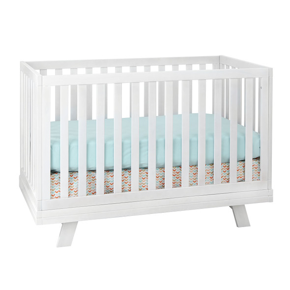 Westwood Reese Collection Cottage Island Crib in White