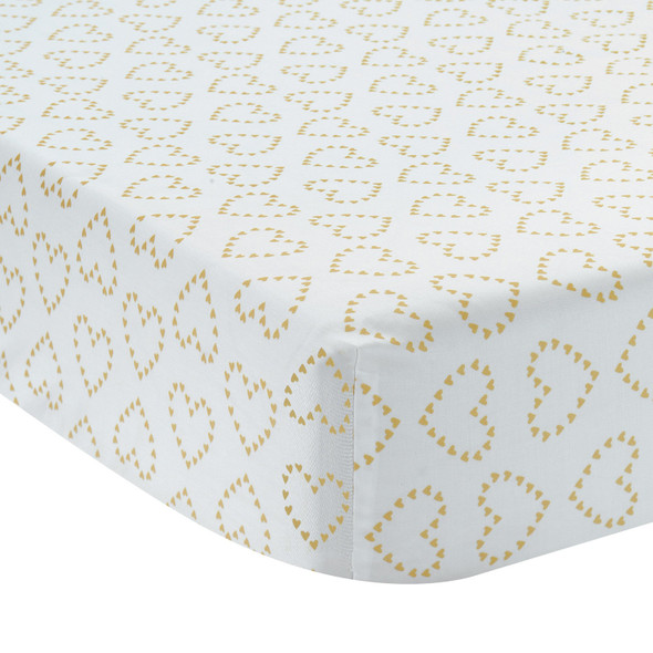 Lambs & Ivy Confetti Collection Crib Sheet