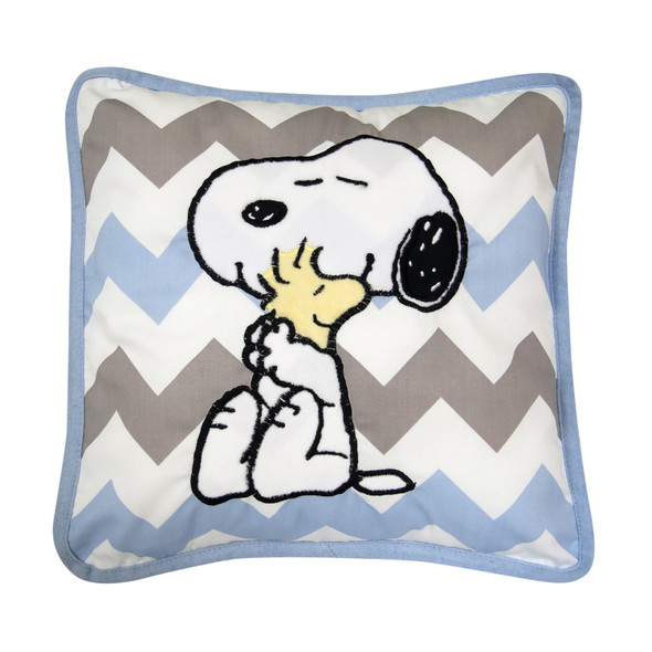 Lambs & Ivy My Little Snoopy Pillow