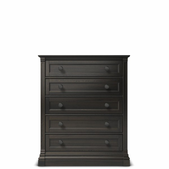 Romina Imperio Collection 5 Drawer Chest in Espresso