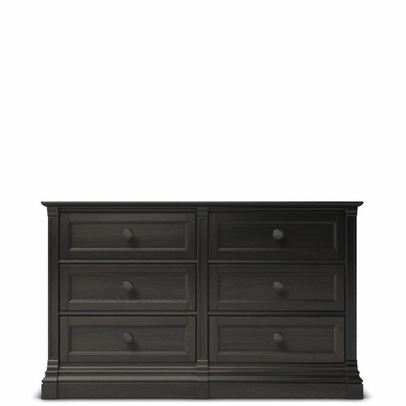 Romina Imperio Collection 6 Drawer Dresser in Espresso