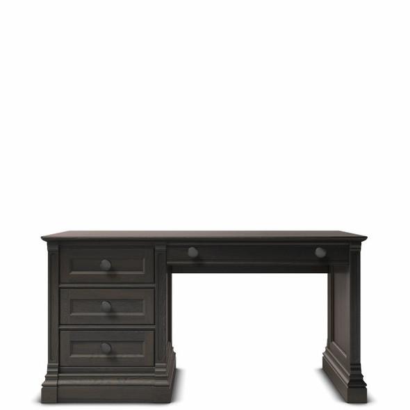 Romina Imperio Collection Desk in Espresso