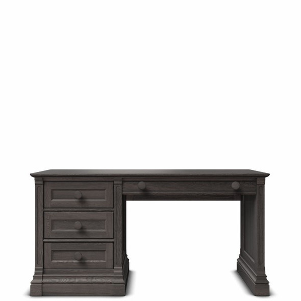 Romina Imperio Collection Desk in Oil Grey