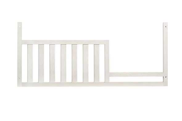 Oxford Baby Crestwood Collection Guard Rail in Oyster White