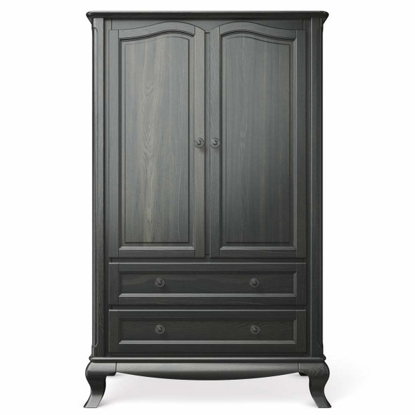 Romina Cleopatra Collection Armoire in Espresso
