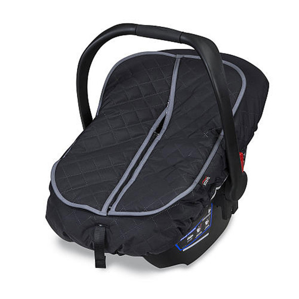 Britax B-Warm Insulated Infant Car Seat Cover in Polar
