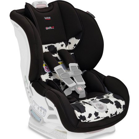 Britax Marathon ClickTight Convertible Car Seat Cover Set in Cowmooflage