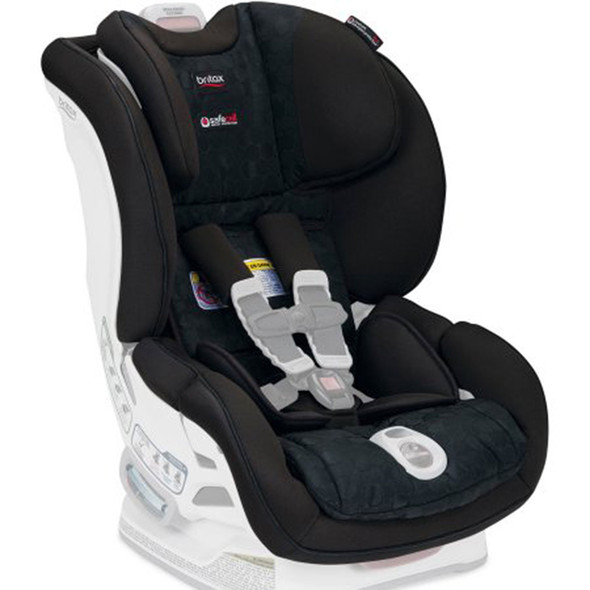 Britax Boulevard Click Tight Convertible Cover Set in Circa