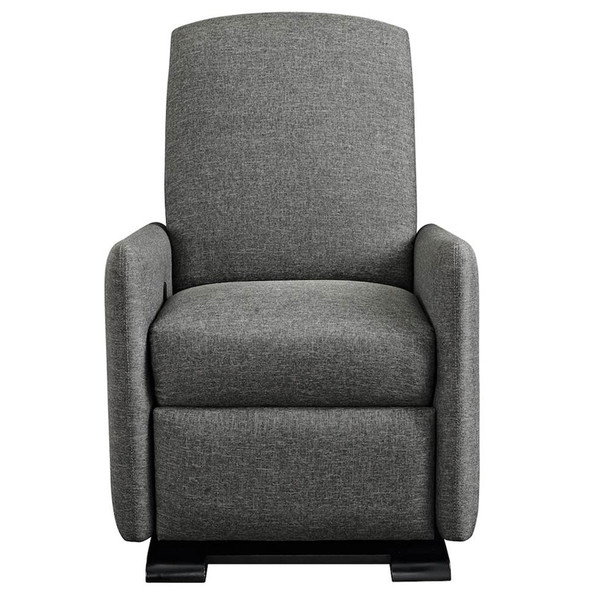 Bertini Alby Precision Glide Recliner in Grey