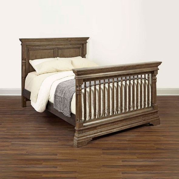 Stella Baby and Child Kerrigan Collection Bed Rails in Caf̩ au lait