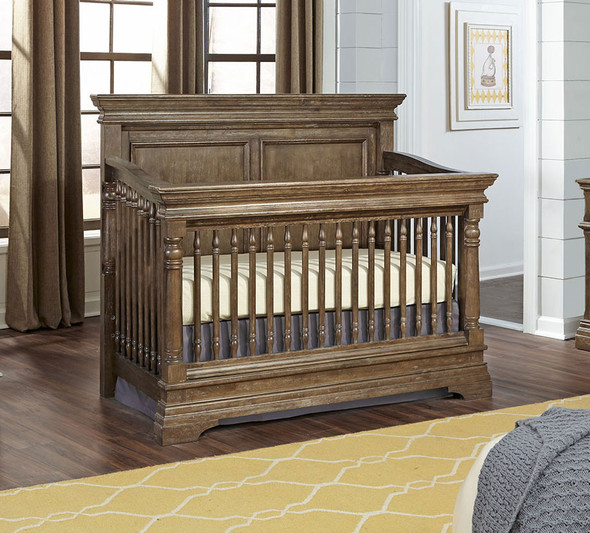 Stella Baby and Child Kerrigan Collection Crib  in Caf̩ au lait