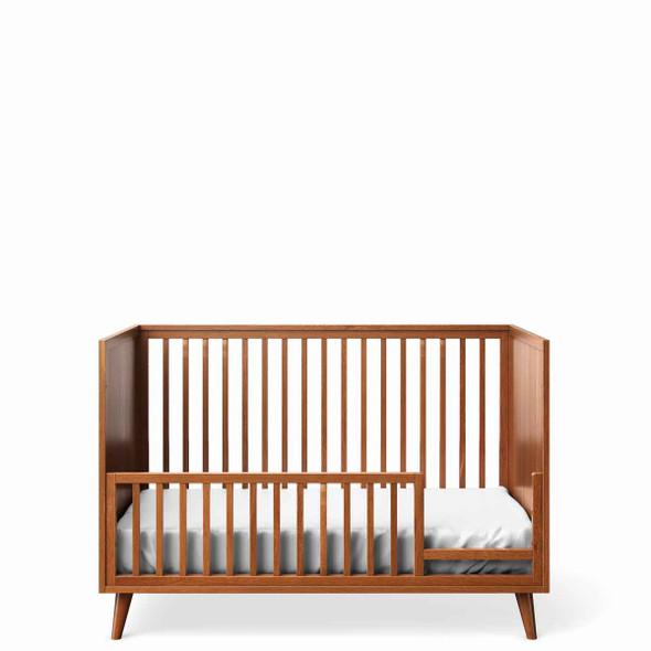 Romina New York Stationary Crib in Bruno Antico