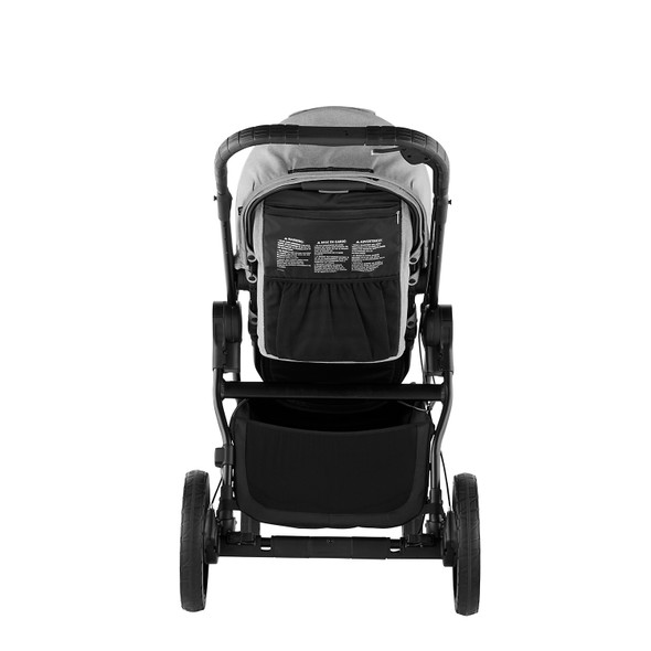 Baby Jogger city select LUX in Slate
