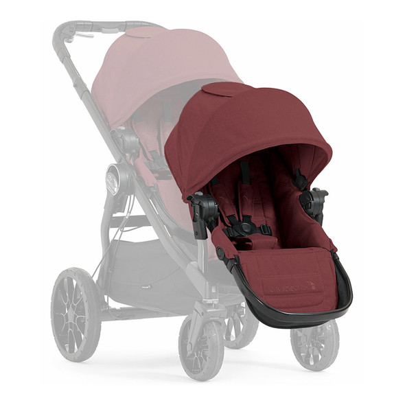 Baby Jogger city select Lux second seat in Port