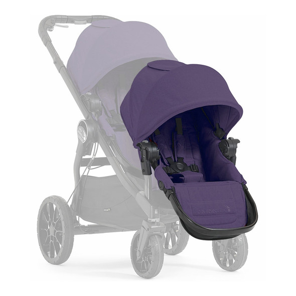 Baby Jogger city select Lux second seat in Indigo