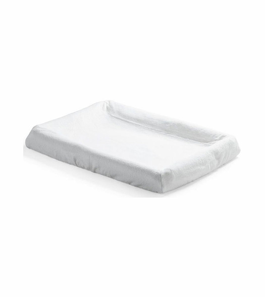 Stokke Home Changer Mattress Cover w/ 2 pieces in White