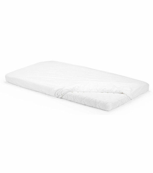 Stokke Home Bed Fitted Sheets w/ 2 pieces in White