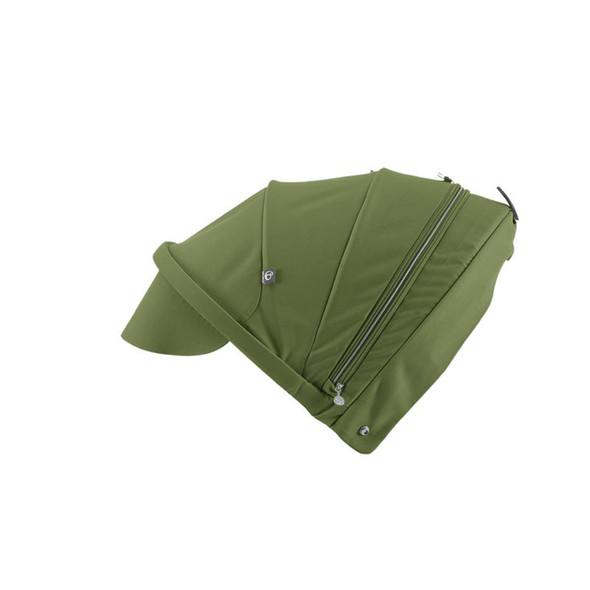 Stokke Scoot Canopy in Green