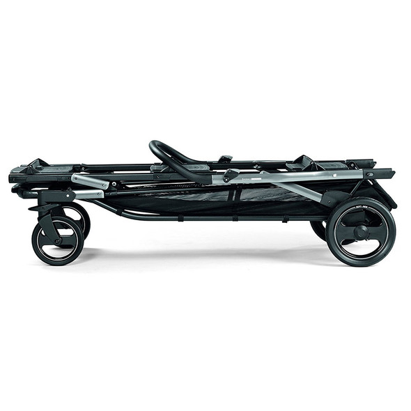 Peg Perego Triplette Piroet Chassis in Charcoal