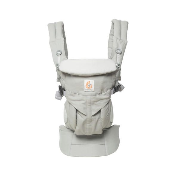 Ergobaby OMNI 360 All-in-One Ergonomic Baby Carrier in Pearl Grey