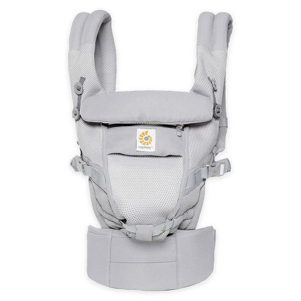 ErgoBaby Baby Carrier Adapt Cool Air Mesh in Pearl Grey
