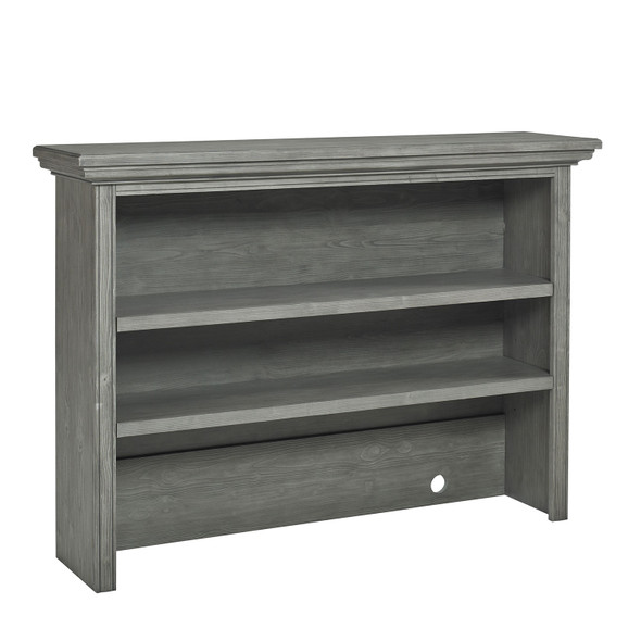 Dolce Babi Marco Bookcase/Hutch in Nantucket Grey