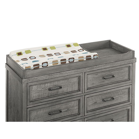 Westwood Foundry Changer Top in Brushed Pewter