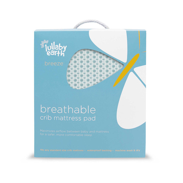 Lullaby Earth Breeze Cover in Blue