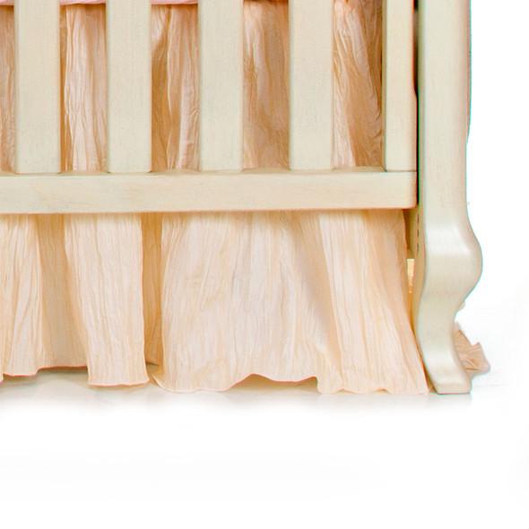 Glenna Jean Charlotte 2Pc Starter Set (Includes pink dot sheet, crib skirt)