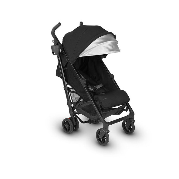 Uppa Baby G-Luxe Stroller In Jake (Black/Carbon)