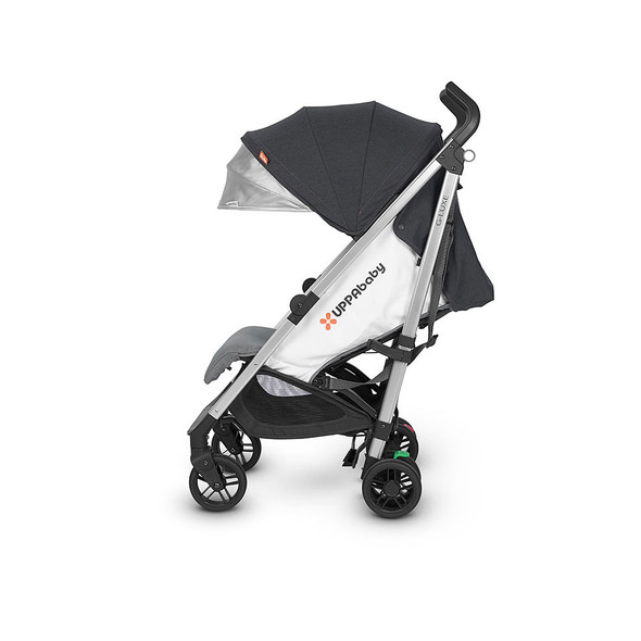 Uppa Baby G-Luxe Stroller In Jordan (Charcoal/Silver)