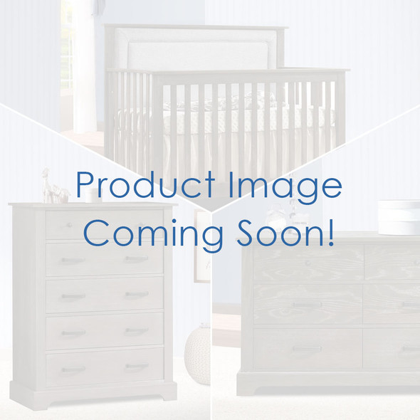 Nest Emerson Collection 3 Piece Nursery Set with Fog Upl. Panel in Grigio