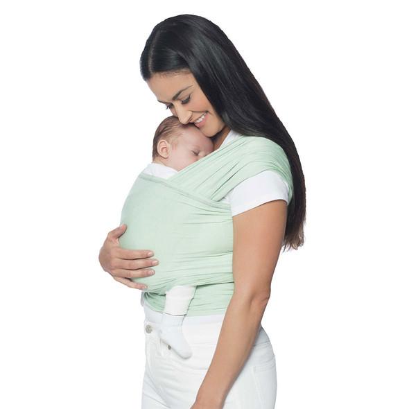 Ergobaby Aura Baby Wrap in Sage