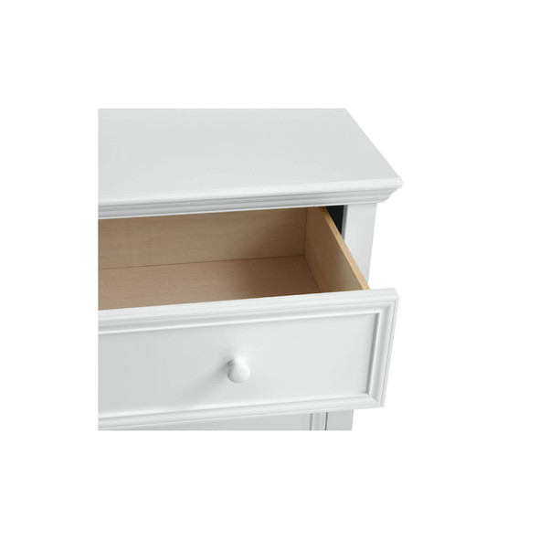 Kolcraft 3 Drawer Dresser in White