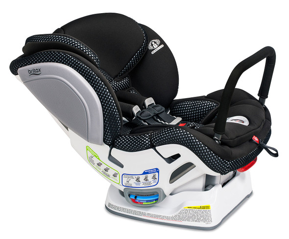 Britax Advocate ClickTight ARB Cool Flow Convertible Car Seat in Grey