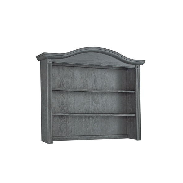 Oxford Baby London Lane Hutch in Arctic Gray