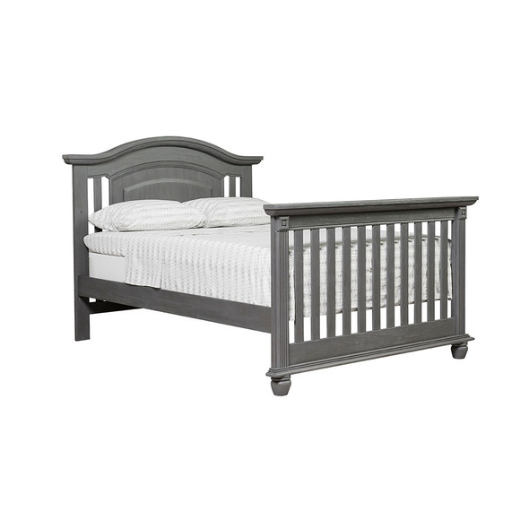 Oxford Baby London Lane Full Bed Conversion Kit in Arctic Gray