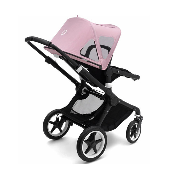 Bugaboo Fox/Cameleon3 Breezy Sun Canopy in Soft Pink