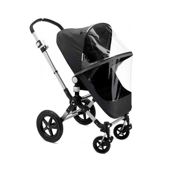 Bugaboo Fox/Cameleon High Performance Raincover in Black