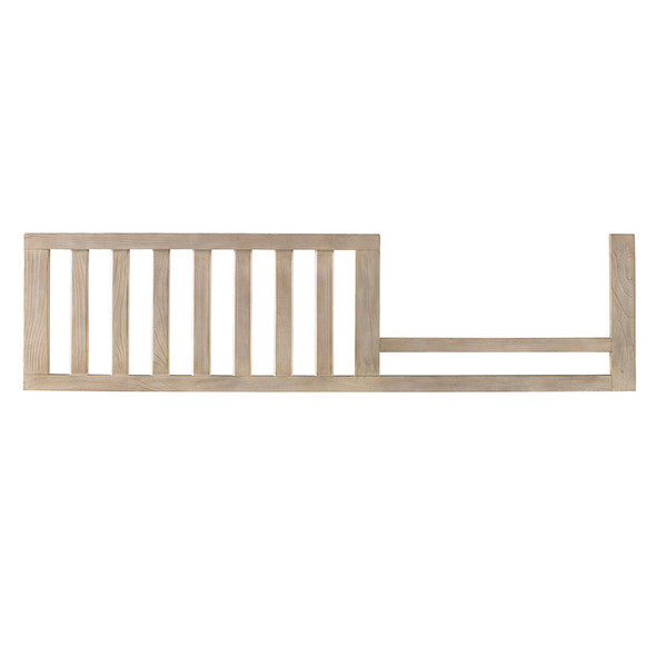 Cosi Bella Luciano Collection Guard Rail in White Washed Pine