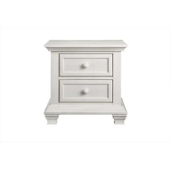 Oxford Baby Cottage Cove Collection Nightstand in Vintage White