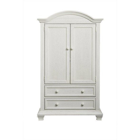 Oxford Baby Cottage Cove Collection Armoire in Vintage White