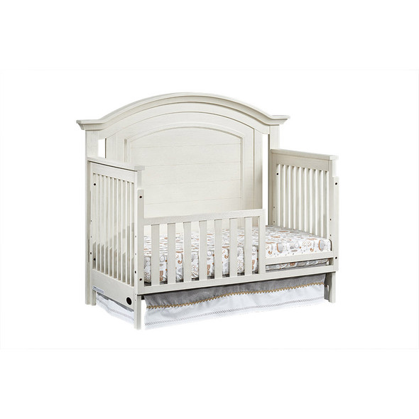 Oxford Baby Cottage Cove Collection Guard Rail in Vintage White