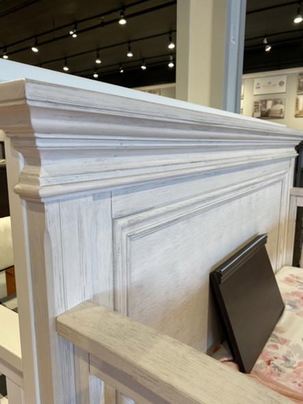 Westwood Olivia 6 Drawer Dresser in Brushed White