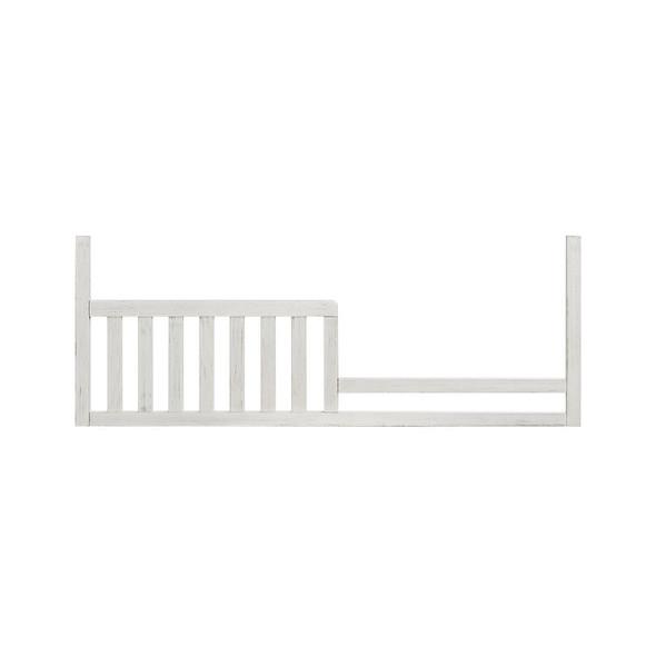 Westwood Olivia Toddler Rail in Brushed White